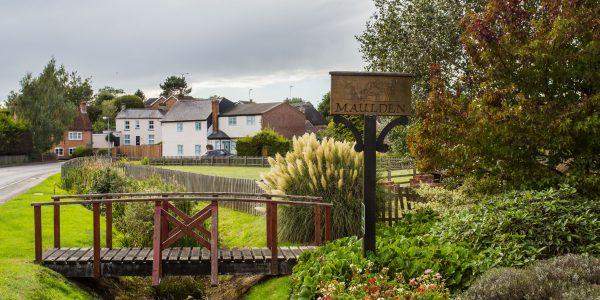 Branksome Leys, Maulden, Bedfordshire.